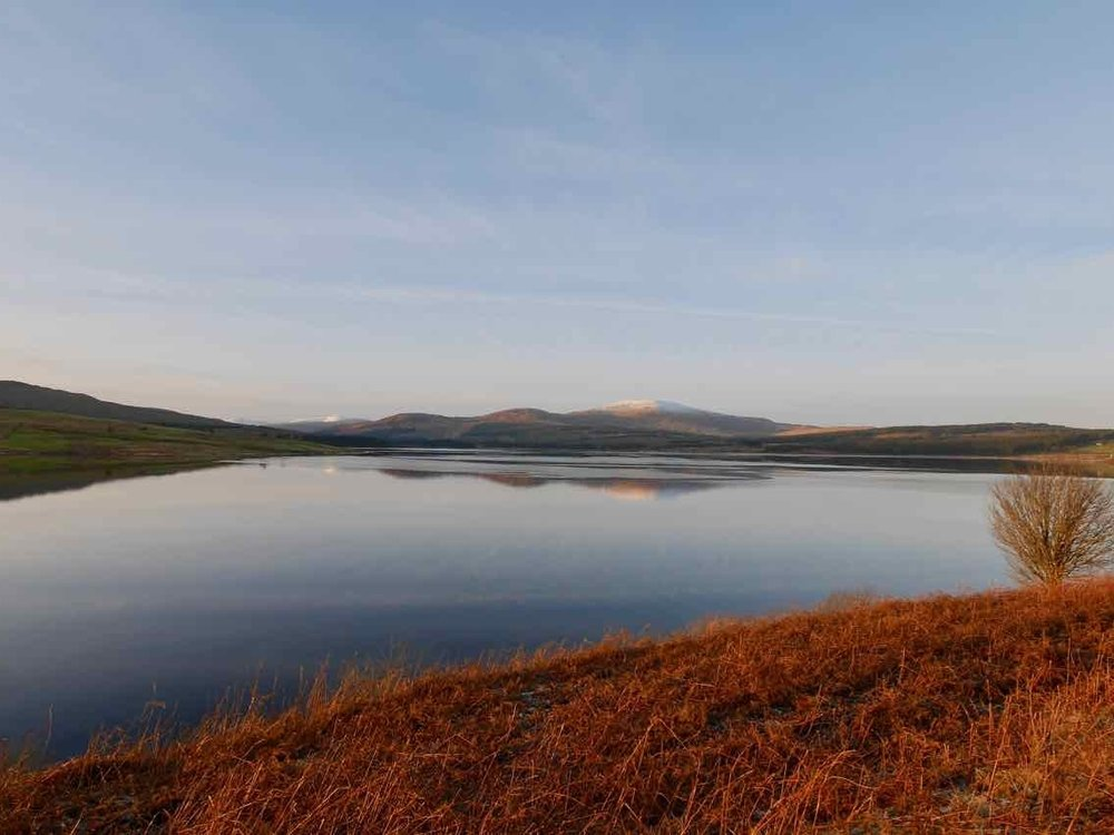 The full Galloway Highlands and Stewartry Tour -