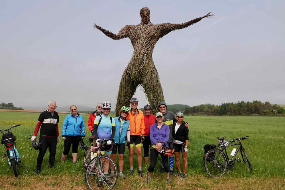 Visiting the Wickerman