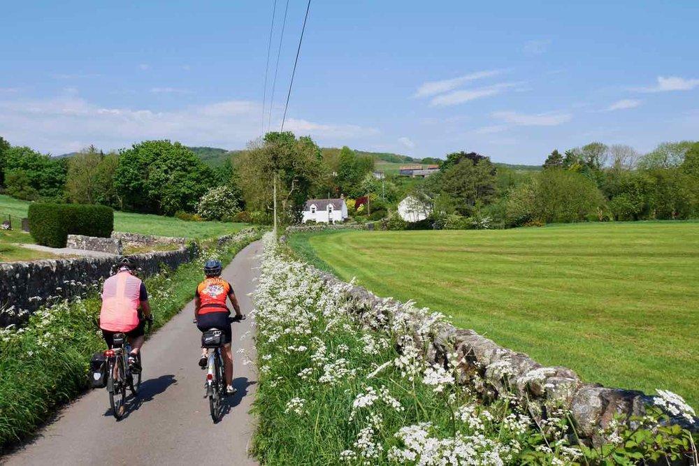 Roads of the Stewartry
