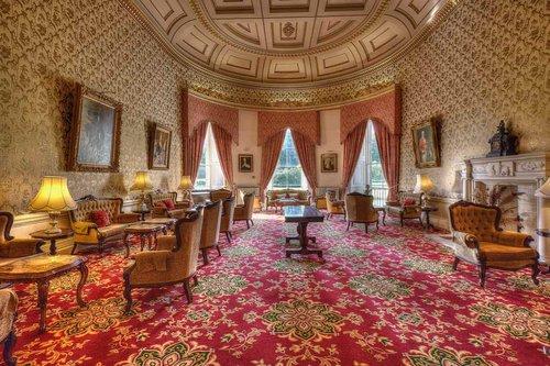 Lounge at Cally Palace
