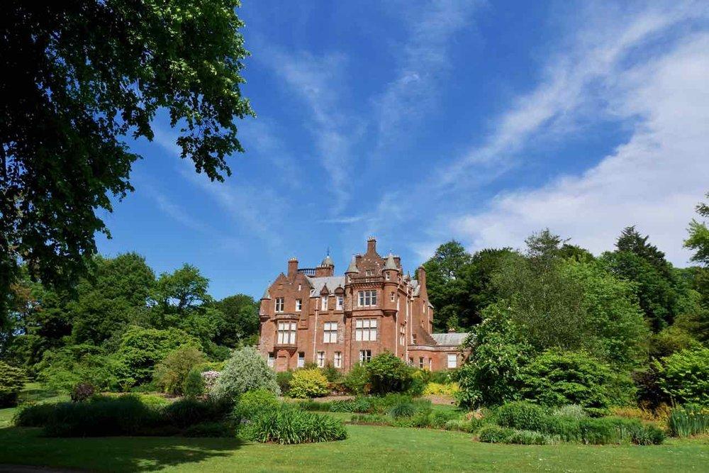 Threave Gardens, Castle Douglas