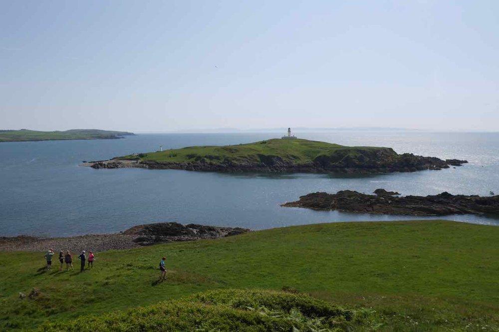 Ross Island, Kirkcudbright
