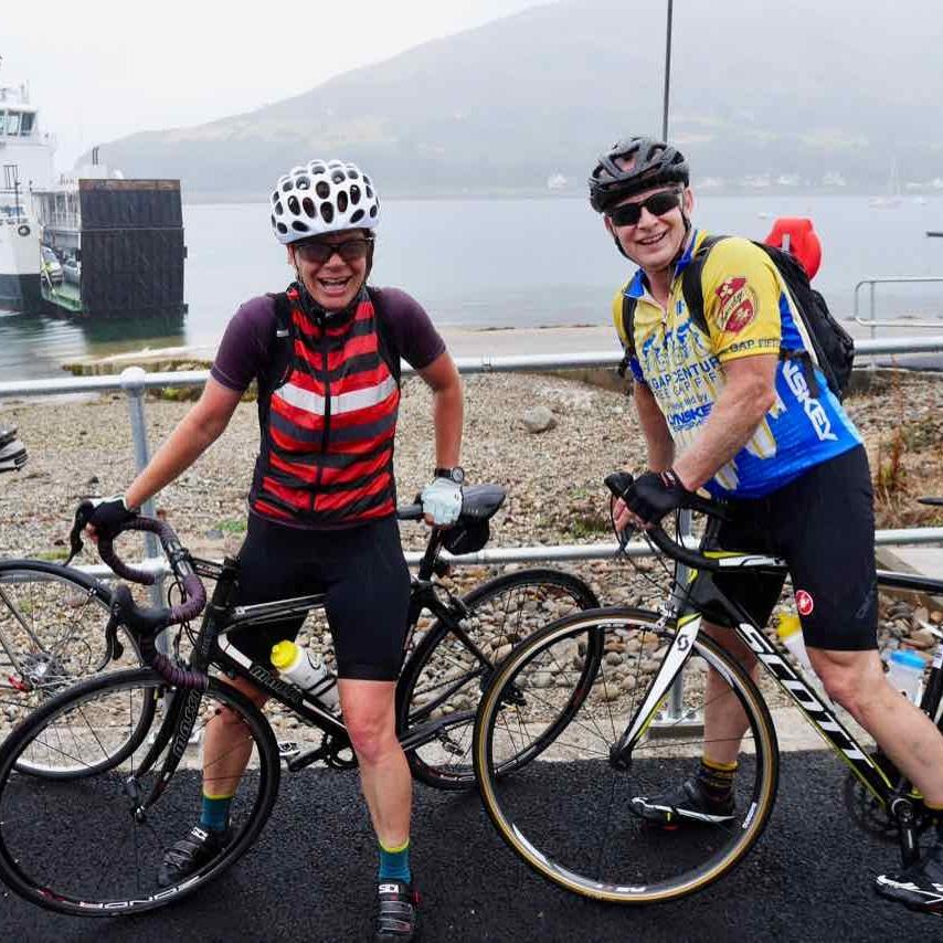 Scott and Massi road bikes