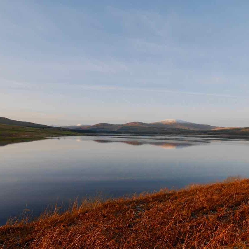 Kombinierte Highland & Stewartry Tour -