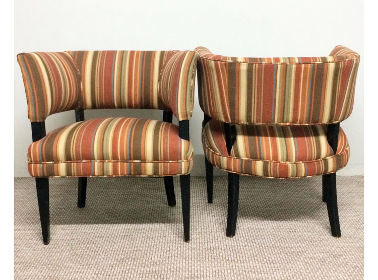 Open Tub Chairs — Brave Upholstery