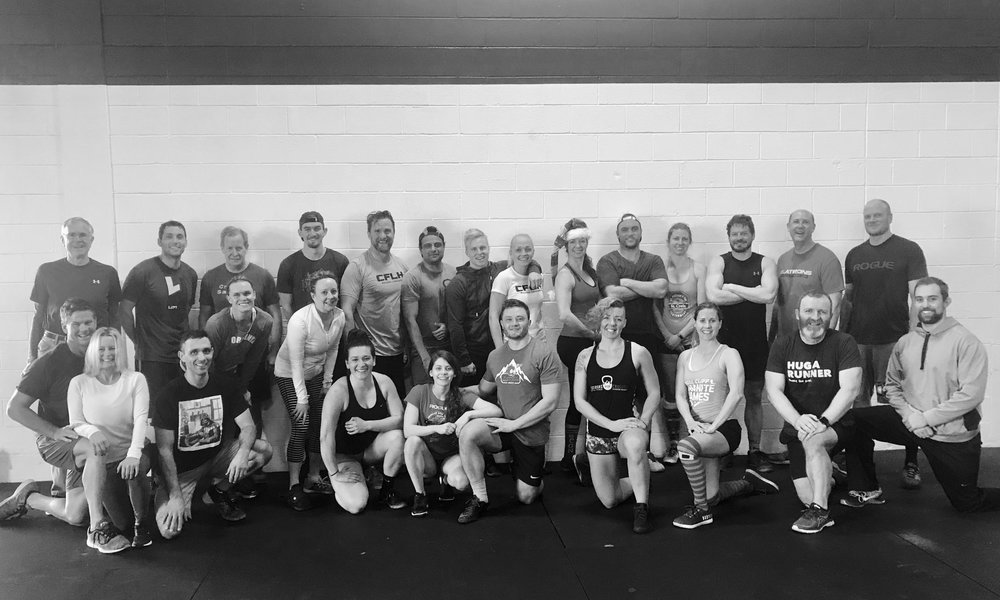 Community - At Lefthand we are all on individual paths towards a more fit and healthy lifestyle — but we support each other like a family.We strive to make each workout the best hour of your day by surrounding you with a fun, supportive community.