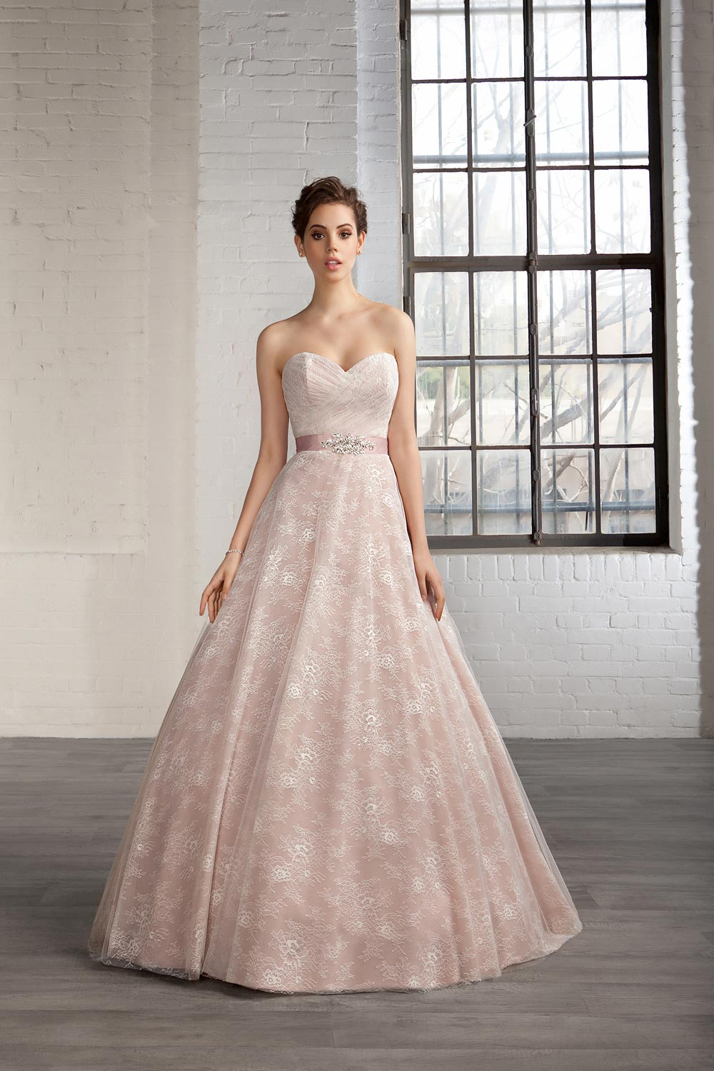 Image from: https://www.hitched.co.uk/wedding-planning/bridalwear-articles/pink-wedding-dresses_721.htm
