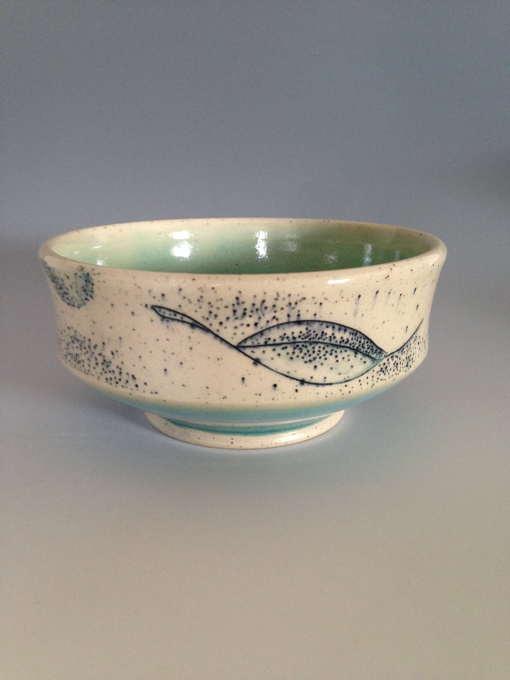 Incised and Stippled Bowl (SOLD)