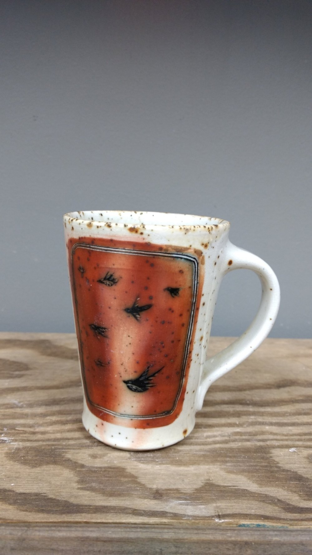 Birds in Flight Mug $38 (View 2)