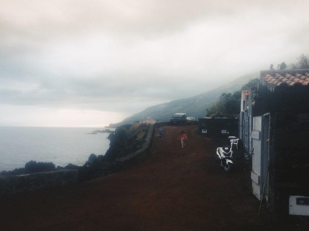 Pico Island Azores Portugal