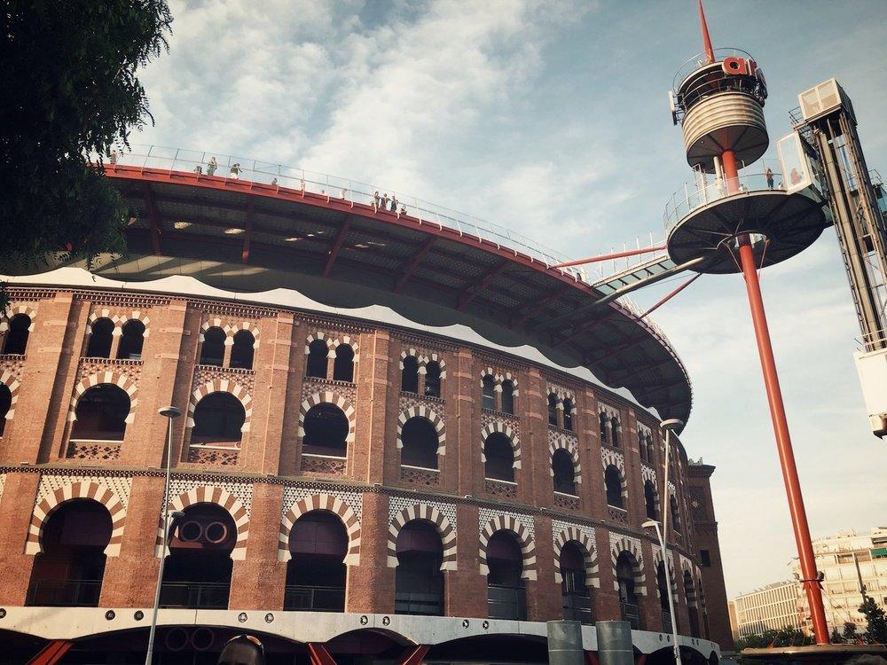 Las Arenas Barcelona Spain.JPG