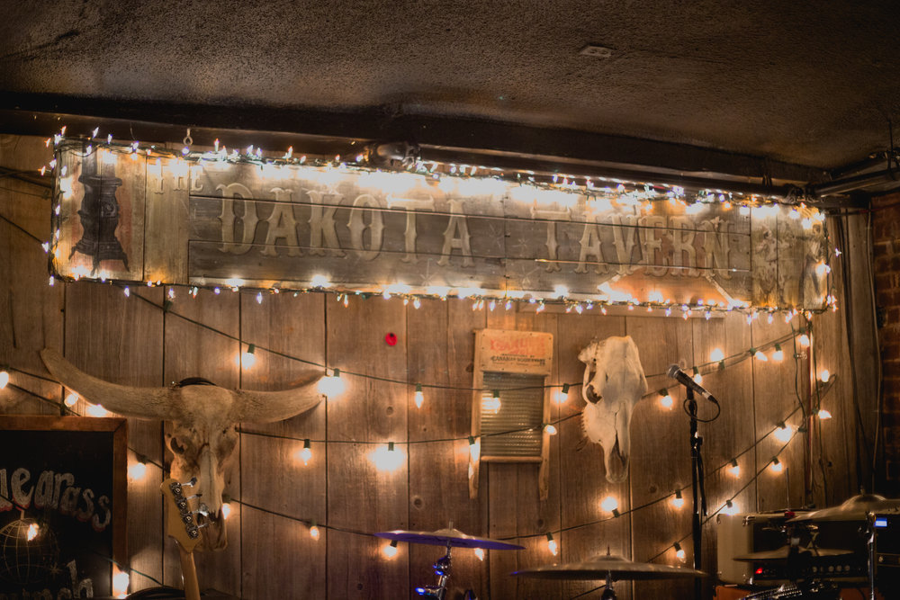 4. - My 50th show was a SOLD OUT show at The Dakota Tavern in Toronto, Ontario.