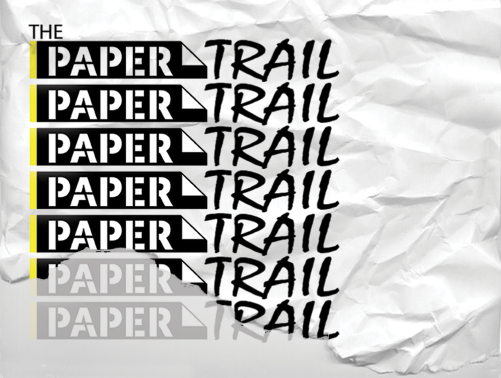 The Paper Trail - Follow us here for event and action updates as well as the continued conversation through videos and blog posts.