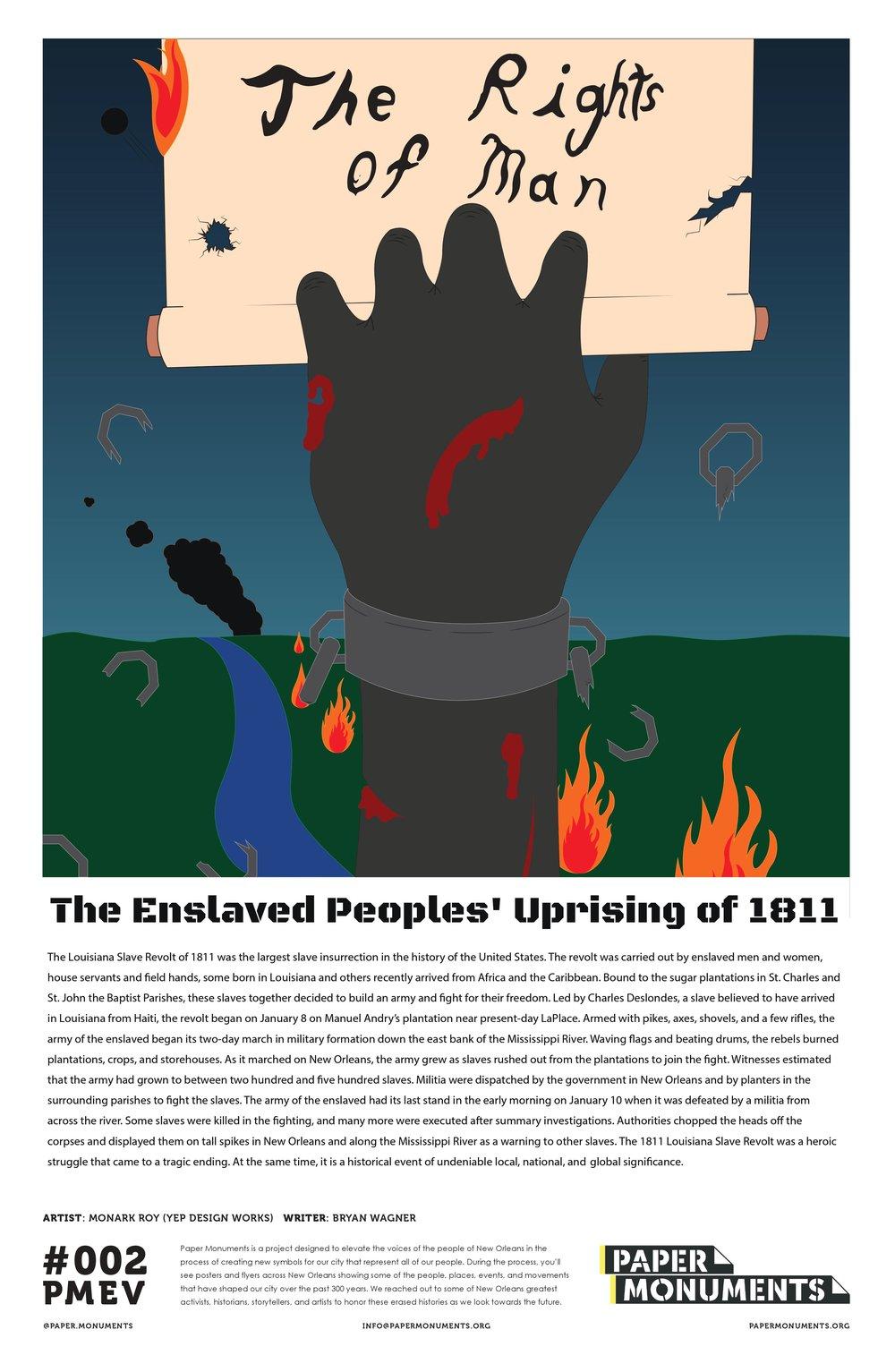 Enslaved People's Uprising of 1811