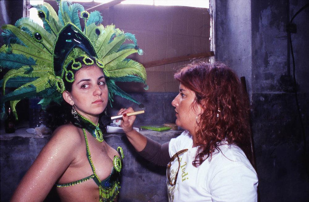 maquilhagem  bailarinas  escolas samba001.jpg