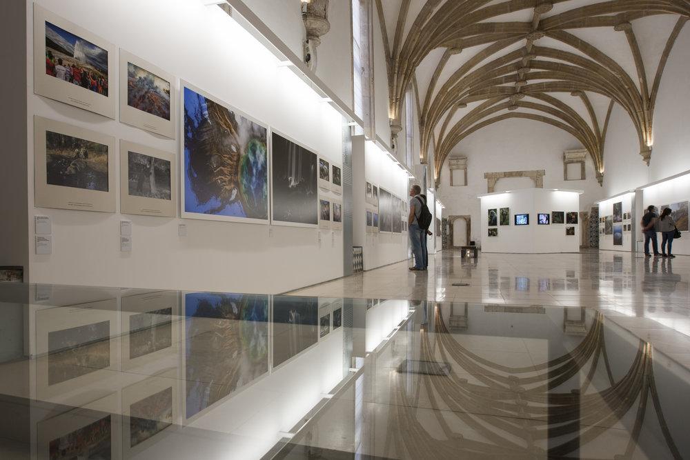 Exposição da Estação imagem em Coimbra