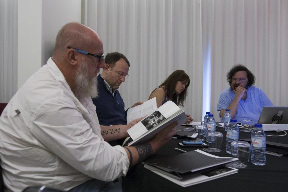 Marco Longari, Santiago Lyon, Tanya Habjouqa, José Ribeiro