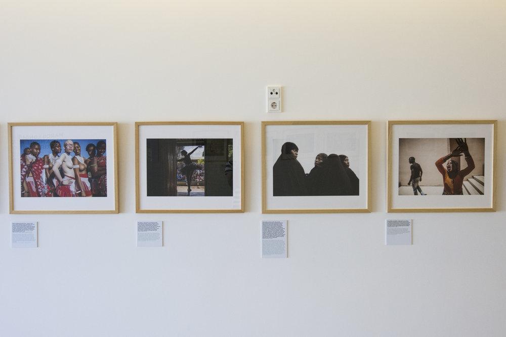 Exposição de Marco Longari
