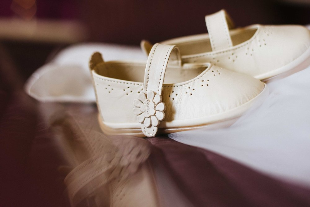 Sapatos Baptismo