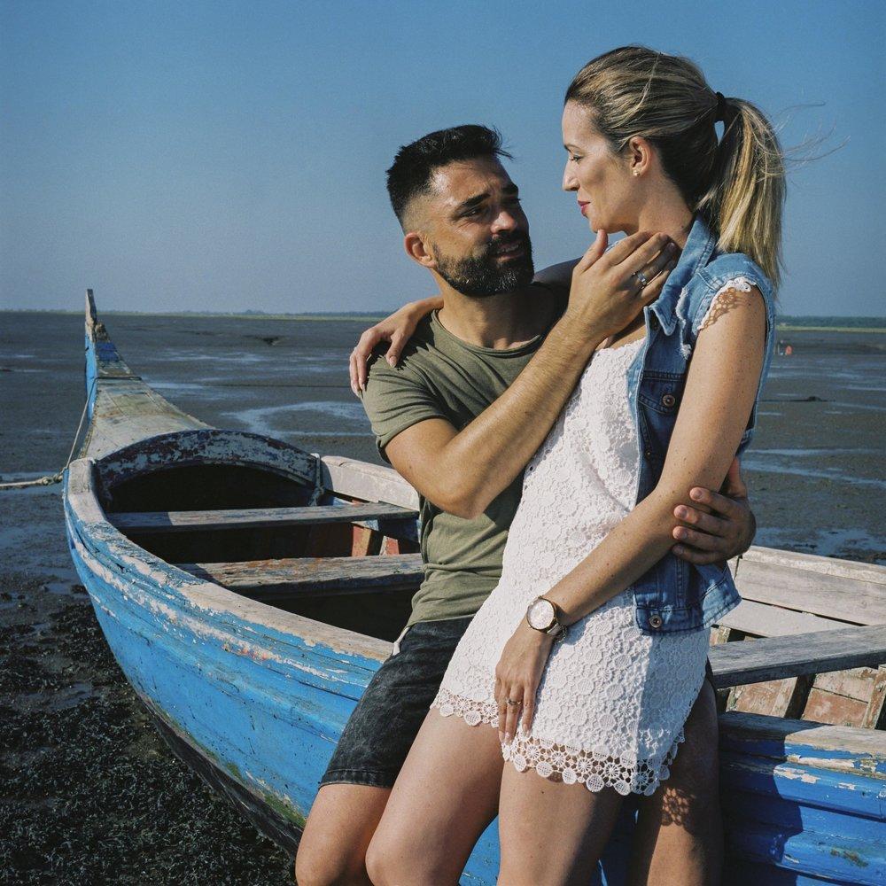 casal namor na margem do Tejo