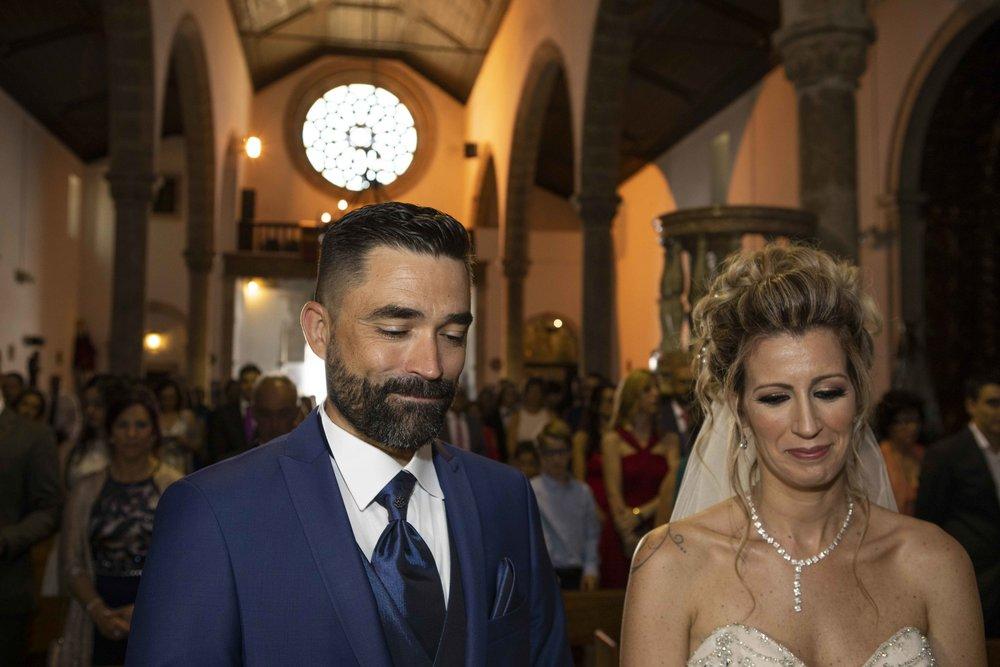 Groom and Bride in Alcochete