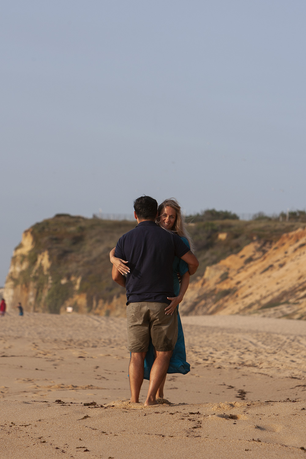 couple in love Sesimbra