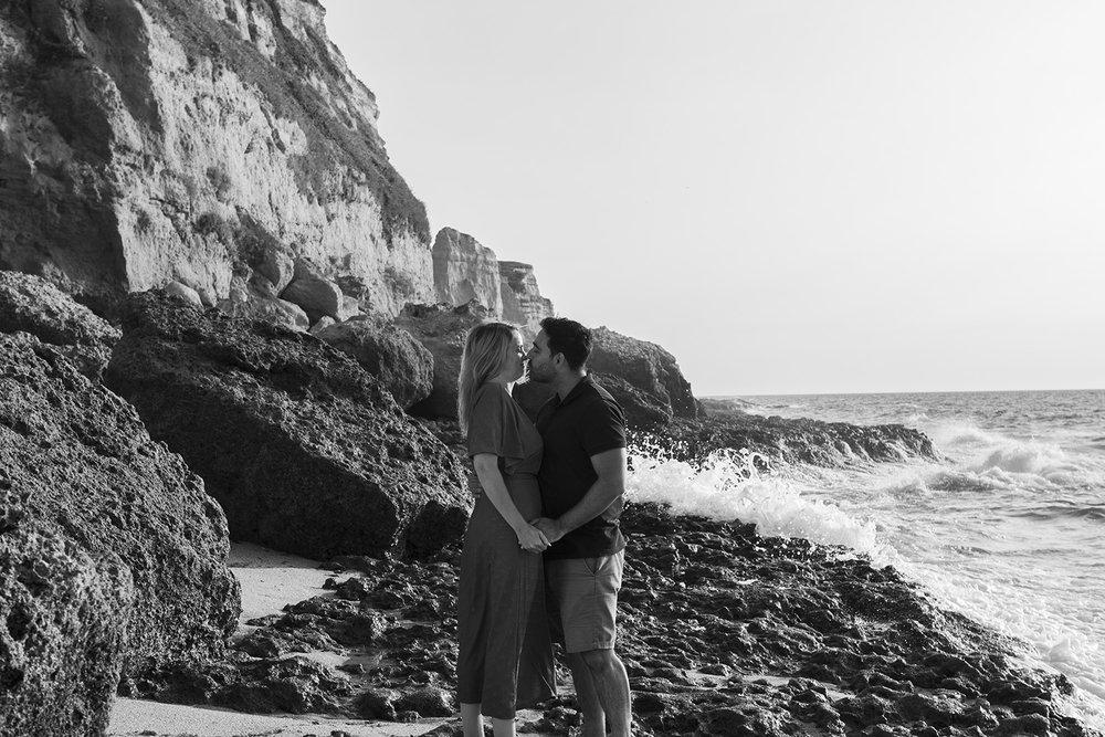 Praia das Bicas Meco Beijo