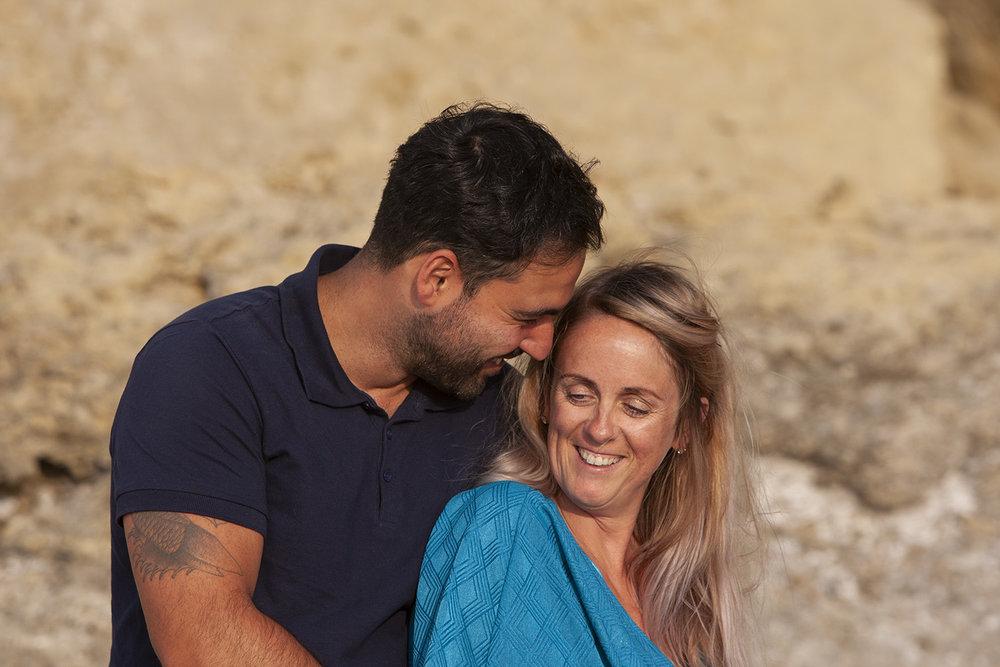 cumplicidade no casal Meco