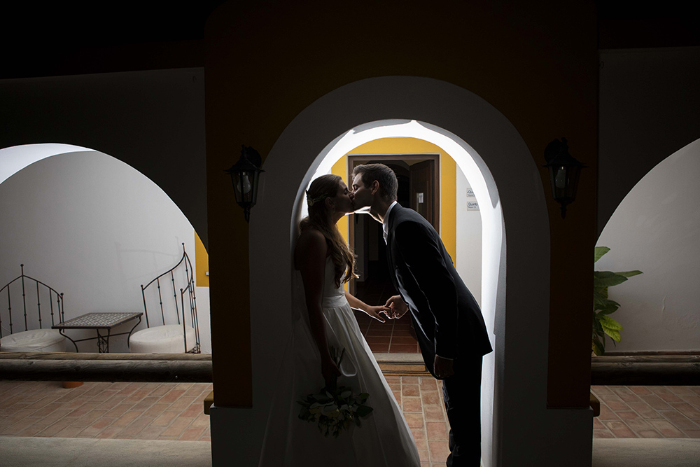 kiss in Alentejo