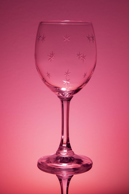 still glass