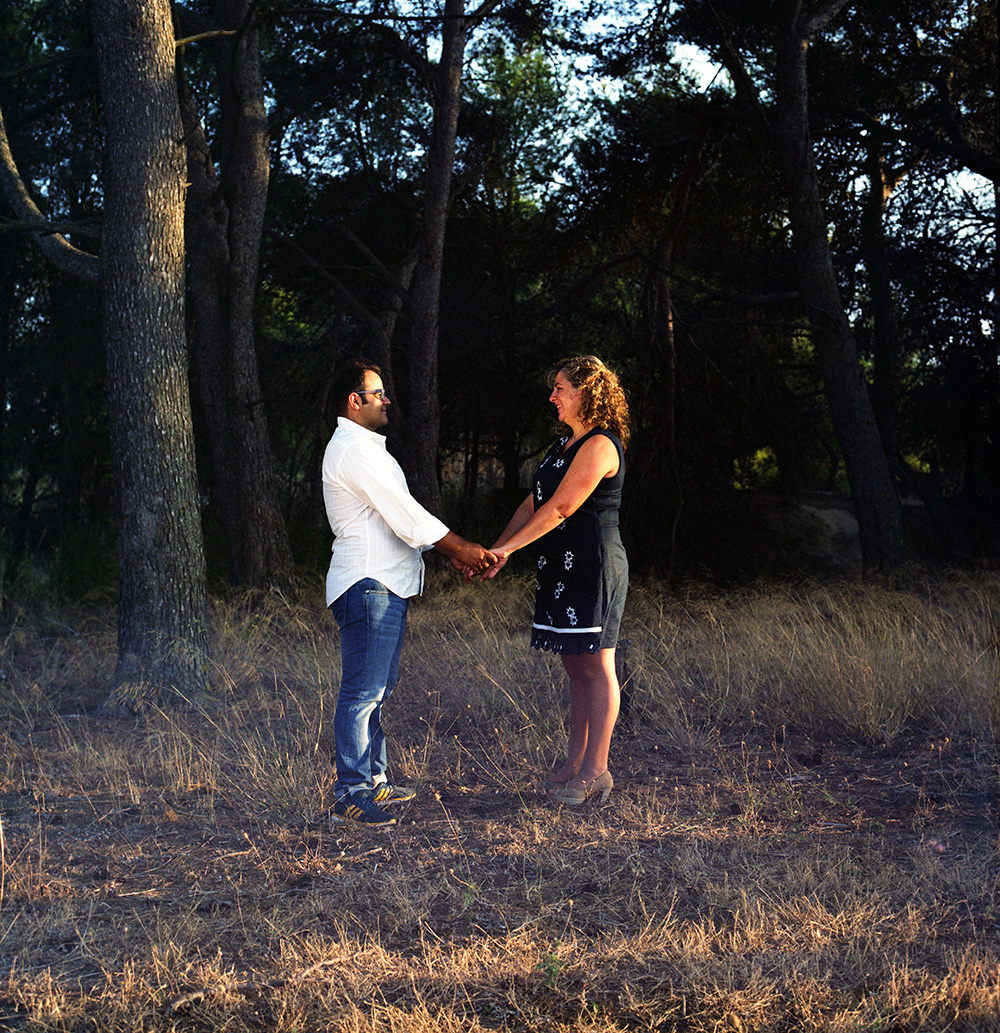 engagement session in Almada