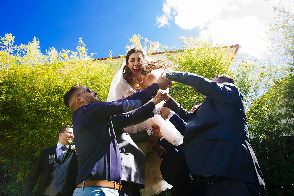 Wedding Susana & André
