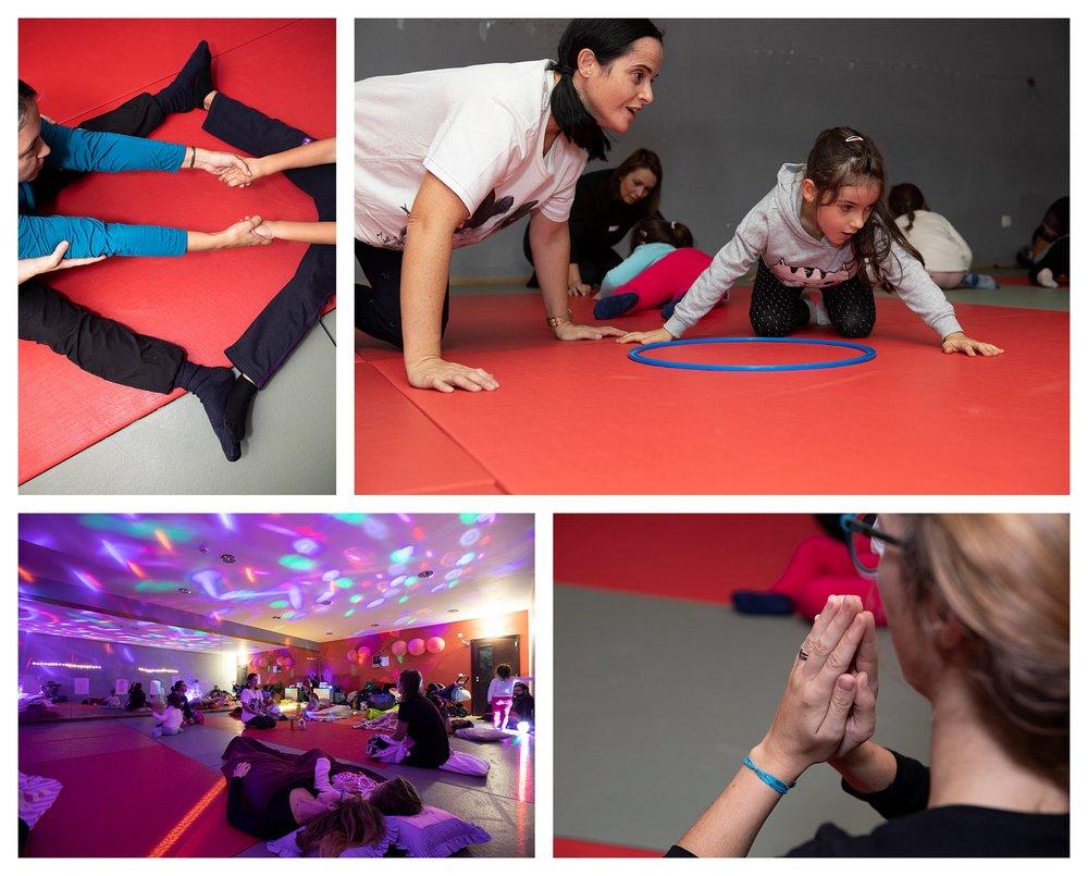 Class yoga em Samora Correia