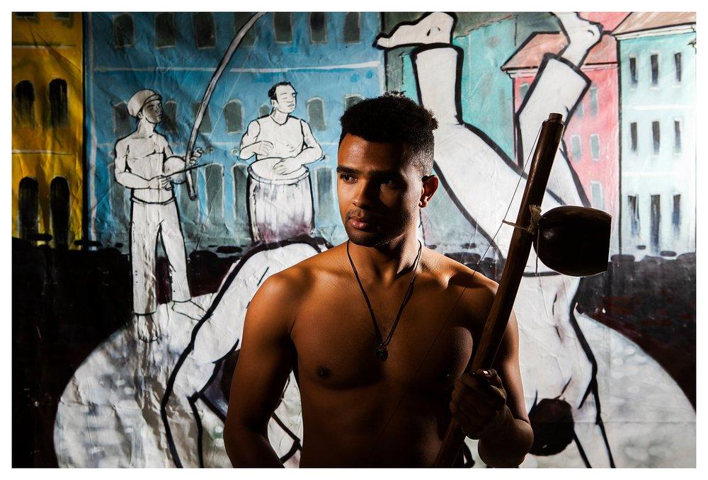 Capoeirista Falastrão