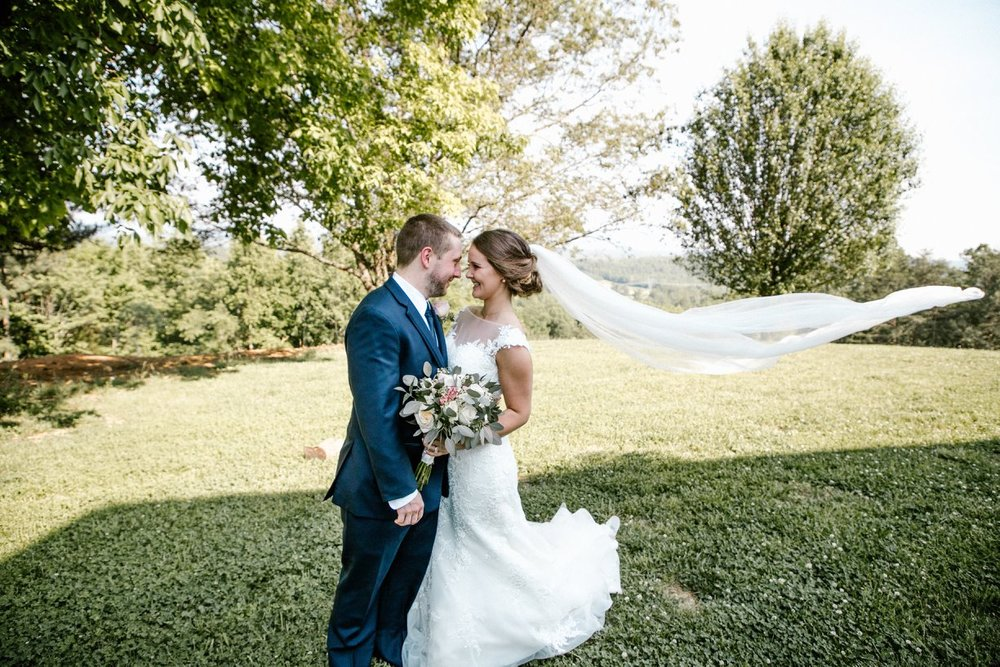 Channing & Jonathan - May 12, 2018Ruthie Martin Photography