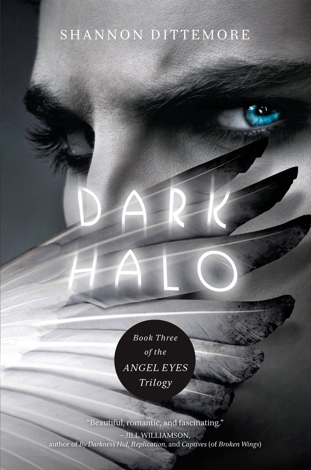 Dark Halo cover