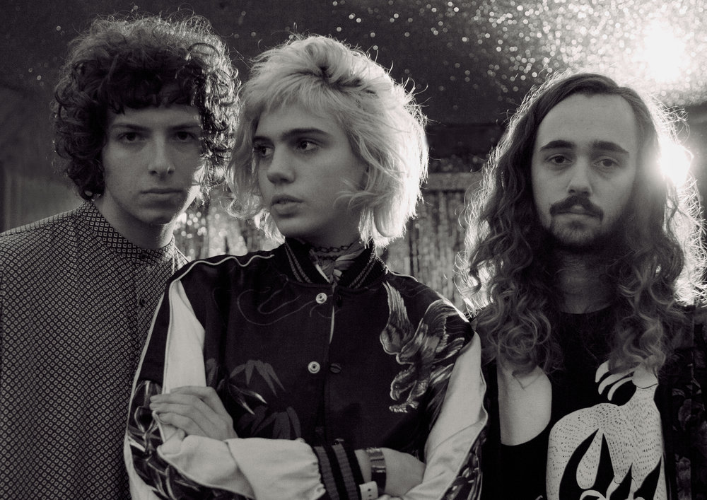 Sunflower Bean for i-D