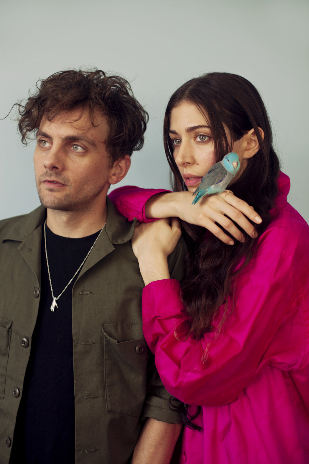 Chairlift for i-D