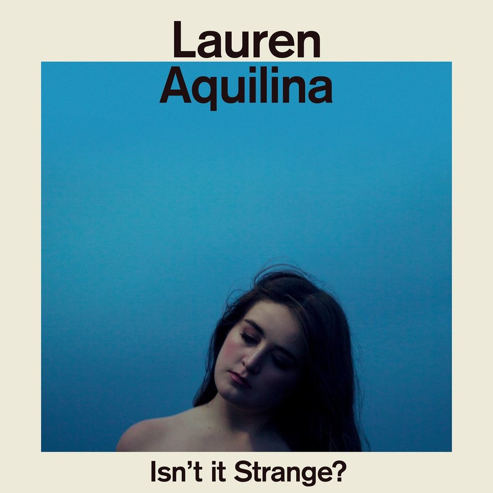 Lauren Aquilina album artwork