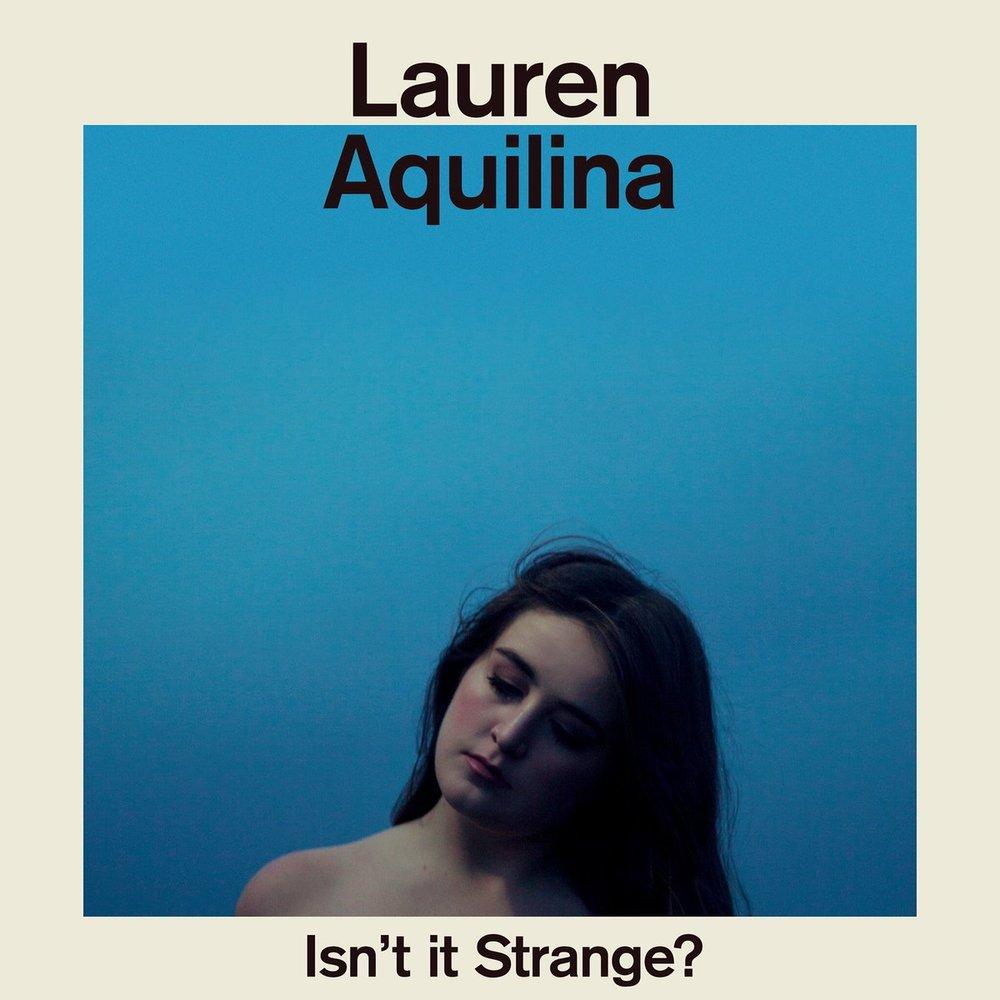 Lauren Aquilina album artwork