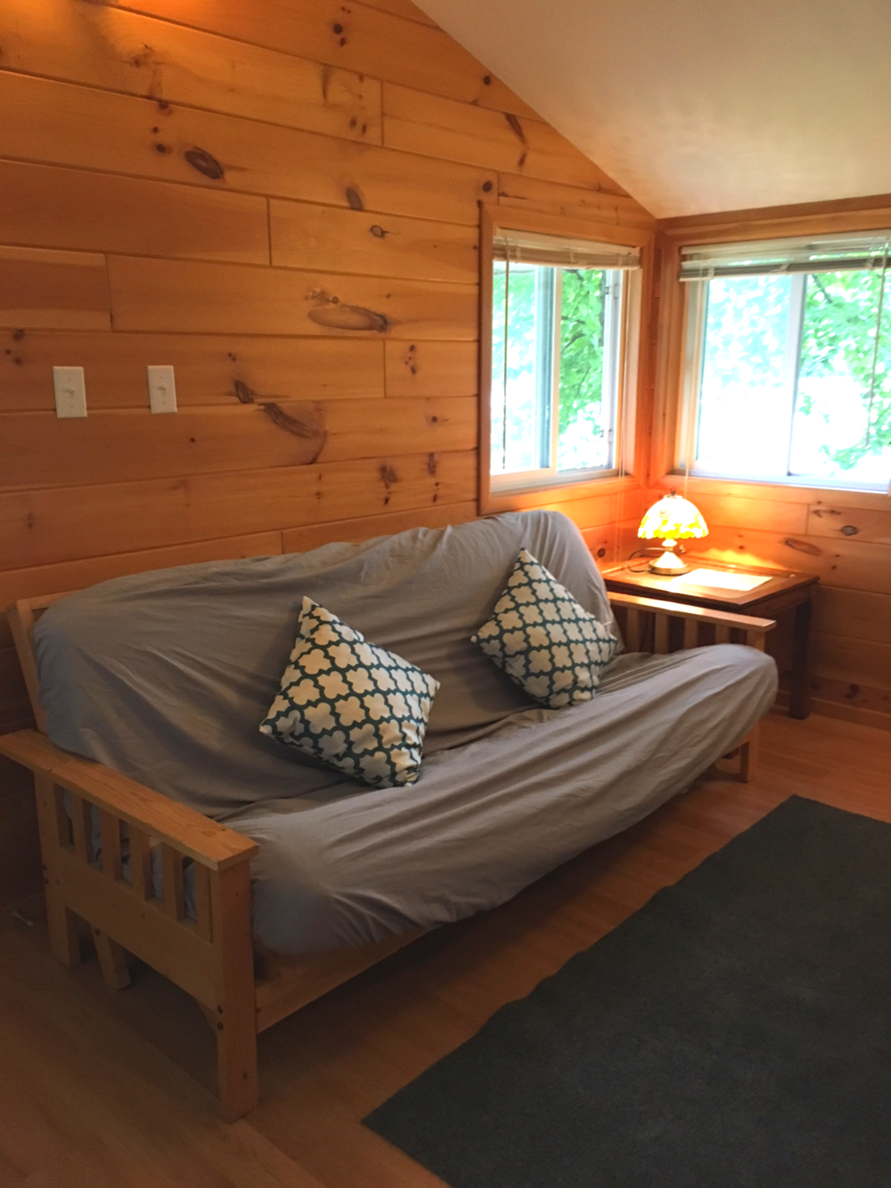 2 Bedroom Max capacityfor two bedrooms 4 (+1) 1 Night Stay: $189 Summer Season 2 Nights Package: $350 Additional Nights: $135 Long Weekends (3 nights minimum) : $495 Weekly Rate (7 days) : $995