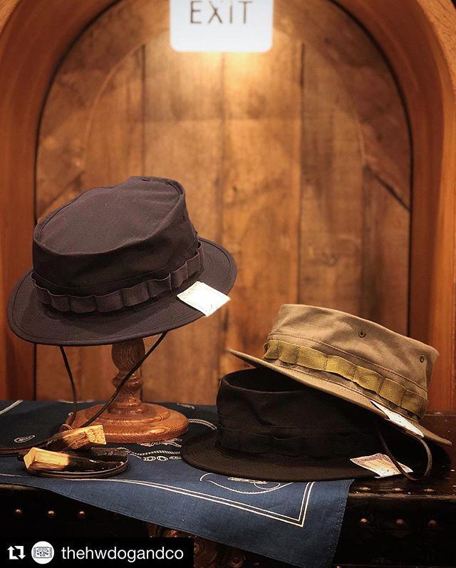 Orchestral Studio is available at @thehwdogandco . . #Repost @thehwdogandco ・ ・ ⠀ 2018 spring/summer  New collection ⠀ ⠀ BOONIE HAT US.Armyのジャングルハットをベースにブリムを極端に短くし、顎紐や紐留をレザーに変えたデザイン。 サイズ展開も幅広く、オリジナルのものよりも被りやすく被り口を変えたり天井に丸みを持たせています。 是非、店頭でお試しください。 ⠀  #帽子 #ハット #ベレー #キャップ #ニット帽 #キャスケット#帽子専門店 #ヘリテージ #ファッション #ヴィンテージ #コーディネート #ドッグアンドコー # #ハットショップ #フェドーラ #ジャングルハット  #cap #hat #oodt #fashion #hatshop #vintage #heritage #gentleman #madeinjapan #thehwdogandco #palosanto #orchestralstudio #パロサント