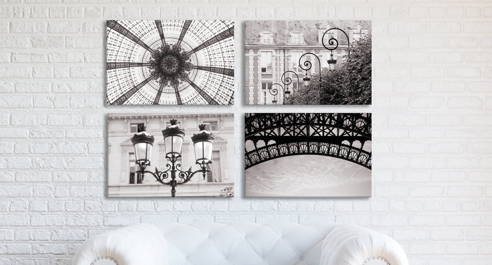 Paris Home Decor Photography Sets and Collectons
