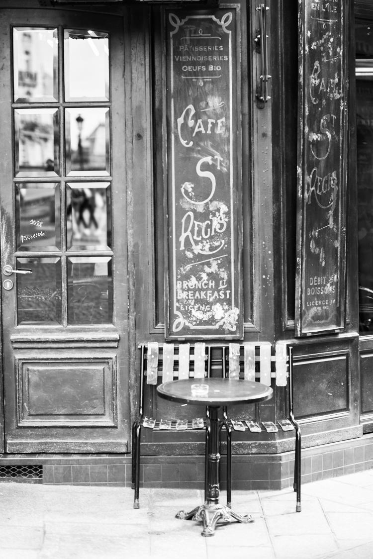 Cafe St. Regis