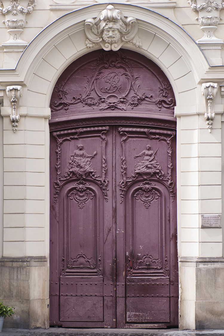 The Purple Door