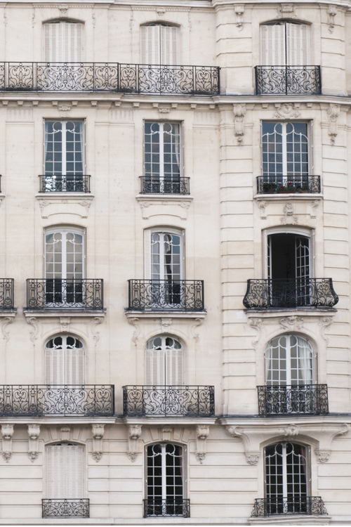 Lace Balconies