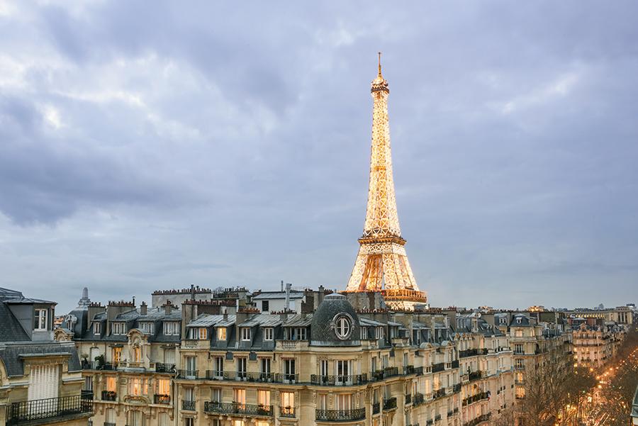 Eiffel Tower at Twilight.jpg