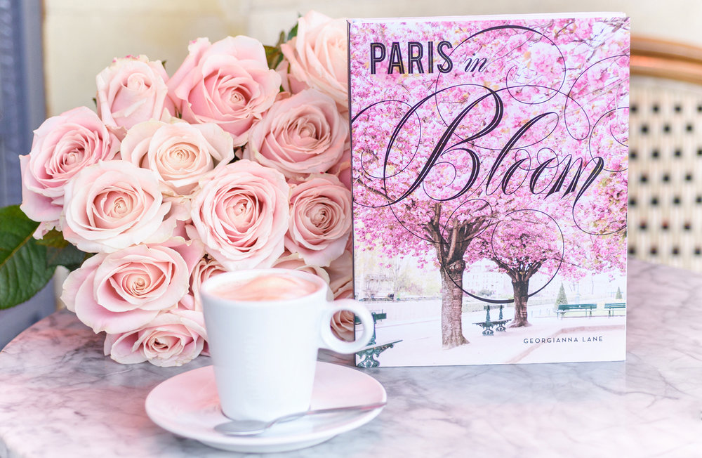 Floral Guide... - Paris in Bloom by Georgianna Lane is the perfect guide to all things floral in Paris. It includes a list of some of the best florists and flower shops with their addresses, along with a wealth of other material and scores of beautiful photos. Signed copies are avaialble here.