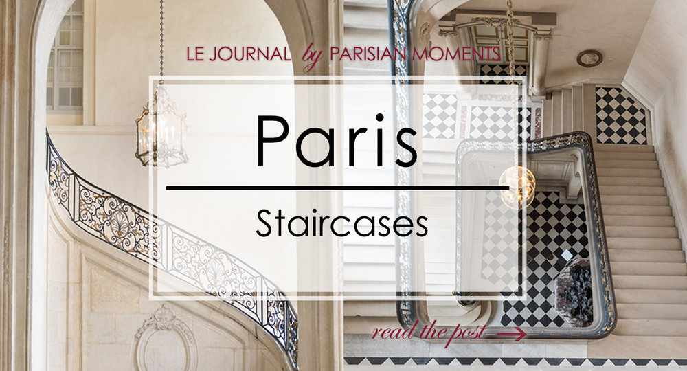 Staircases of Paris
