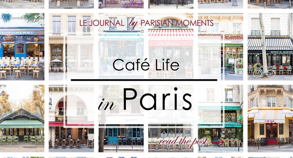 Cafe Life in Paris